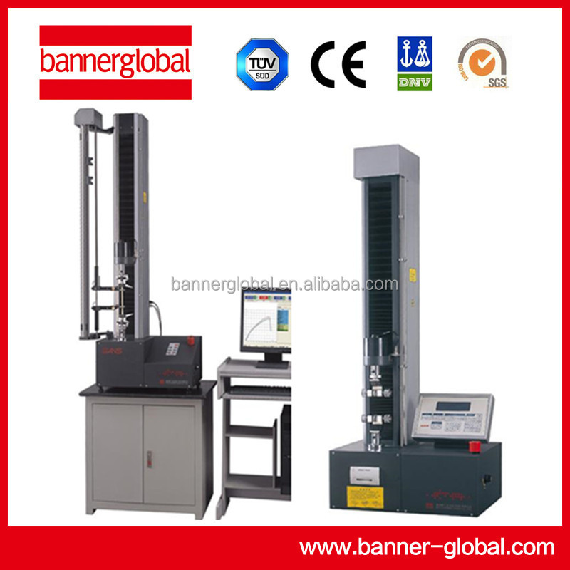 Lab equipment EMT2000-A Hydraulic universal material testing machine