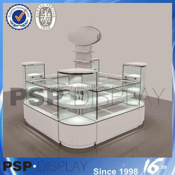 2014 new style hot high quantity kiosk for barber shop