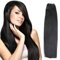 Wholesale Pure Indian Remy Virgin Human pre braided Hair Weft