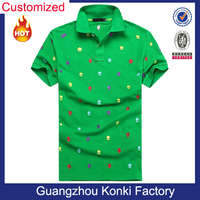 Green Color Embroidered Apparel Clothing Wholesale
