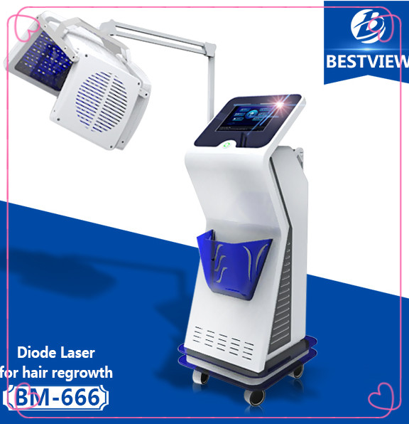 cold laser 670 Laser hair regrowth therapy system