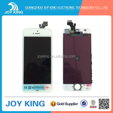 New arrival 100% tested well complete for iphone 5 original lcd