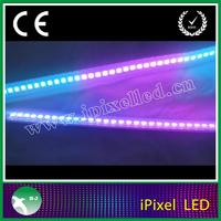 addressable ws2812b rgb pixel led flexible strip 144 leds/m