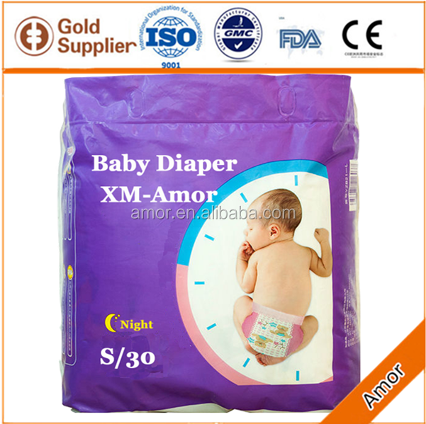 Fujian Factories OEM Best Sale Baby Diapers Export To South Africa