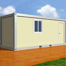 flat pack living container house