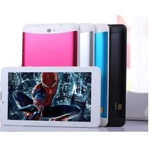 Guangzhou 7 Inch HD 1024X600 WCDMA FM GPS android 4.4 super smart 3g tablet pc