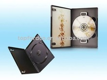 14mm Black DVD box with disc