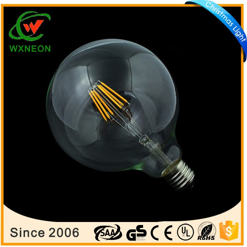 Reasonable Price E27 G95 LED Filament Bulb