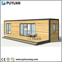 2016 New Design Decorated Container Home 40FT Luxury Mobile Container House