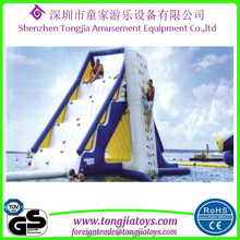 giant inflatable water toys commercial grade inflatable water slides inflatable water rock climbing wall