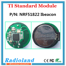 bluetooth le beacon NRF51822 ibeacon