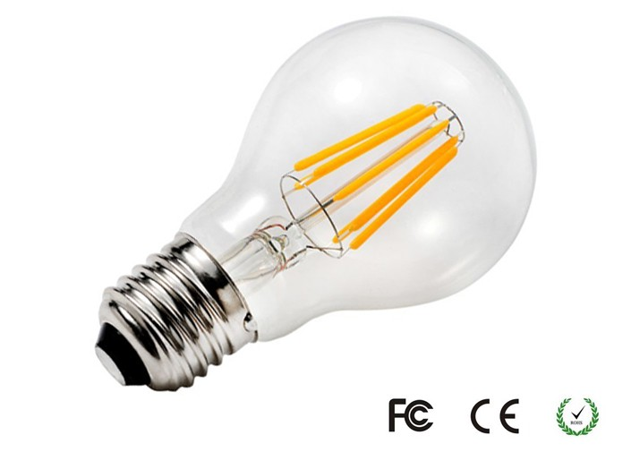 Best Led Bulb China Manufacturer Ul Dimmable 8w 2700k Led Light Bulb Parts For Indoor Lighting