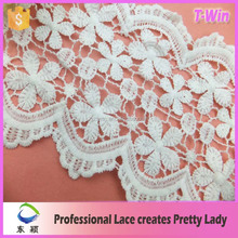 wedding dress hot sale cotton lace trimming for woman clothing