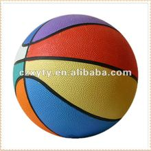 Sports Ball-NO.7 Rubber Orange Basketball