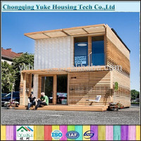 China most newly pre-made container house for sale