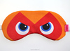 Customer logo print sleeping eye mask and eye patch