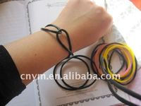 silicone wristband rubber bracelet
