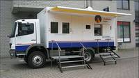 MBU - Mobile Banking Unit Vehicle