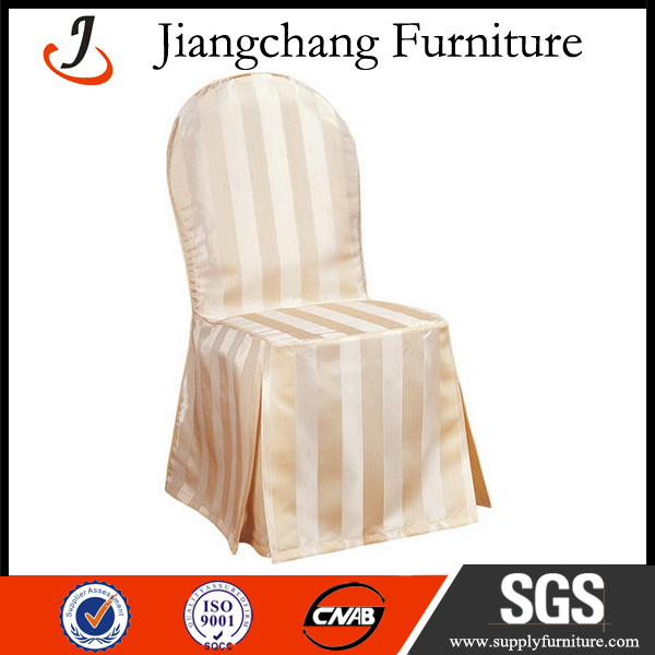 Hot Sale High Quality White Universal Wedding Chair Cover JC-YT171
