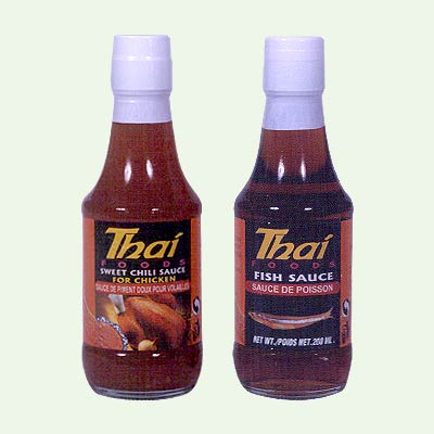 Thai Seasoning Sauces (Condiment, Chili Sauce, Fish Sauce )