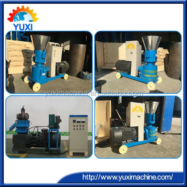 The best quality wood pellet mills making machine/feed pellet briquette making machine price