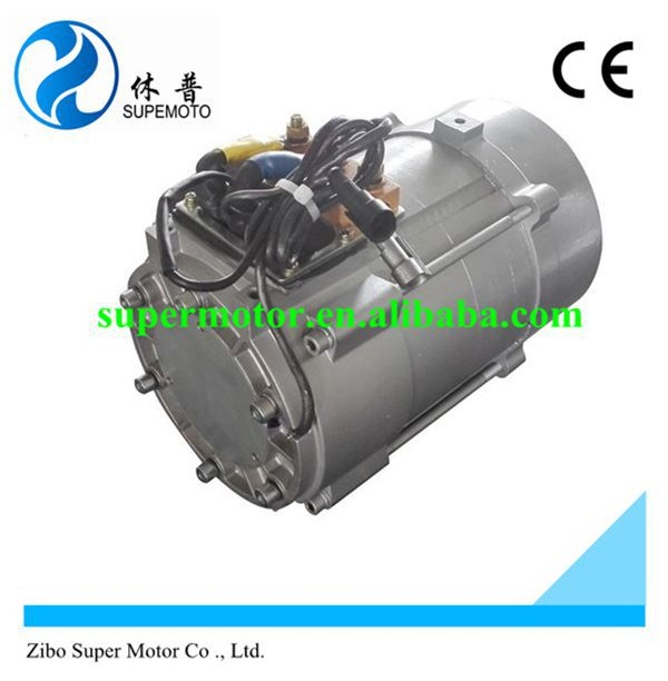 5kw 72v Three Phase Electric AC Motor For Vehicle