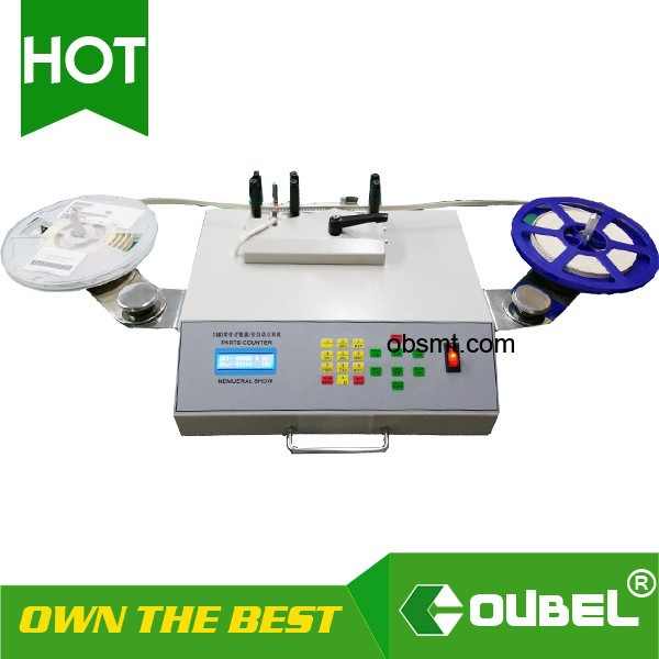 High Accurate SMD Reel Counter for PCB production