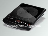 New design of Button Induction Cooker( XR-20D102)provite CB/ CE/ EMC/ ETL/ GS/ RoHS /SASO