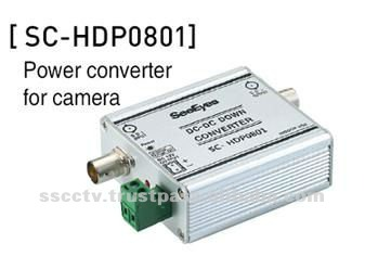 HD-SDI,Power over single Coax transmitter