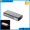 Best A-grade certified goods bright single flashlight power bank 5200mah for all phones