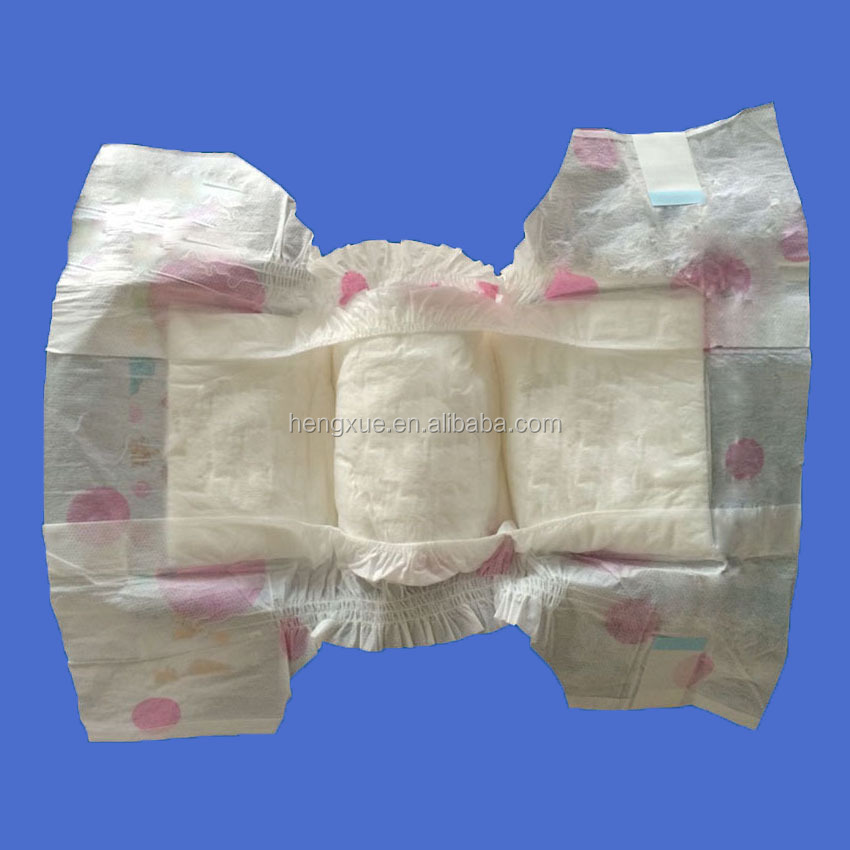 Baby diaper make in China