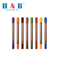 China Manufacturer Watercolor Brush Color Markers