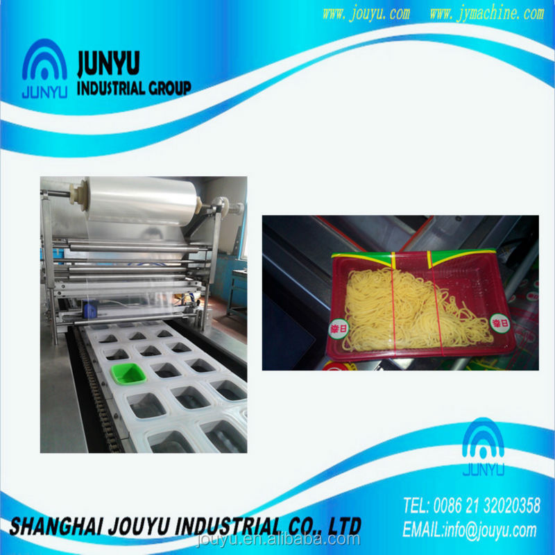 Fresh fruit and vegetable MAP packing machine