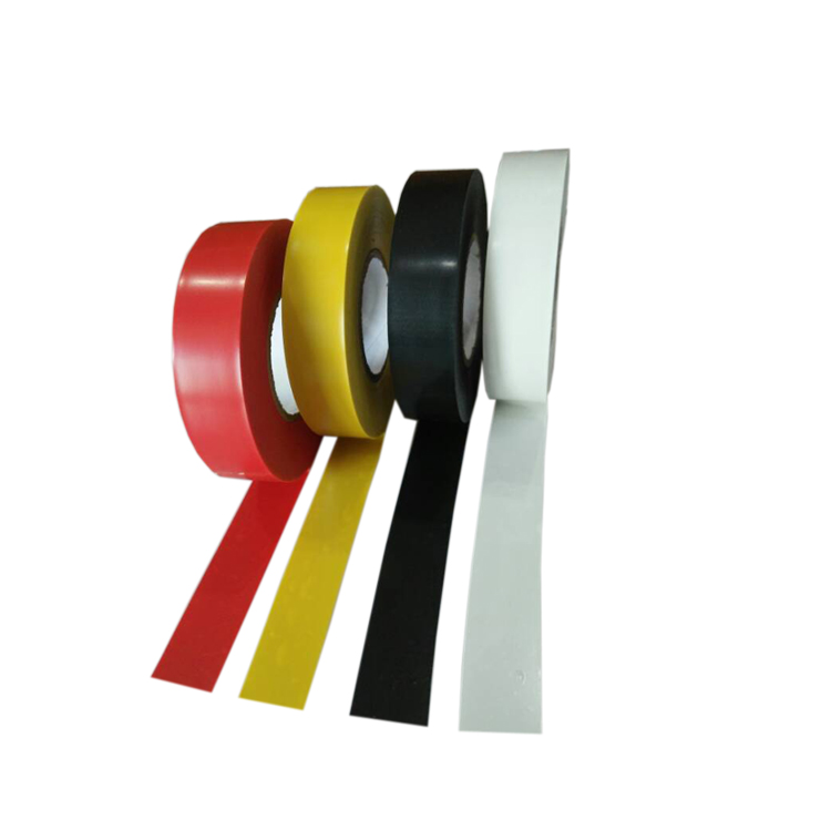 Clear Color PVC Electrical Insulation Tape