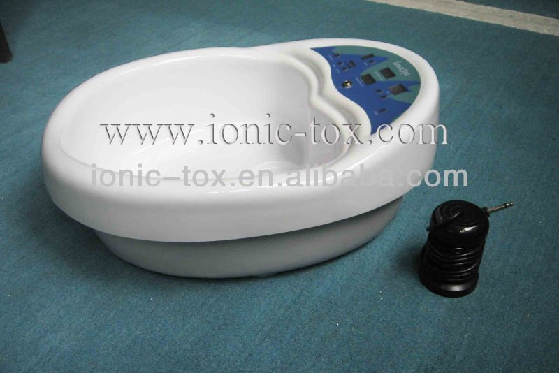 Body toxin remove product ion detoxification with massage function