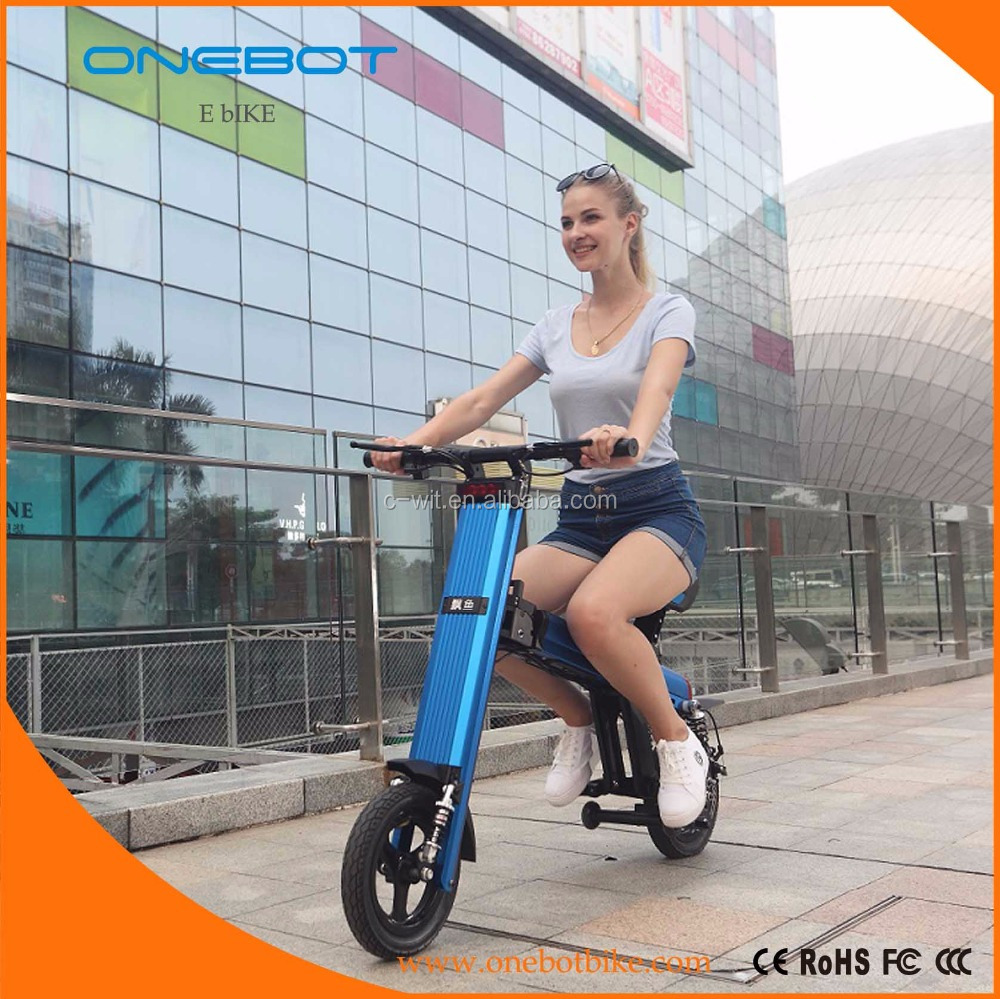 ONEBOT 11.6ah battery foldable electric scooter dealer