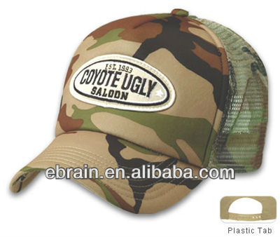 Specialized army baseball cap with high quality,promotional sports cap with gunmetal buckle