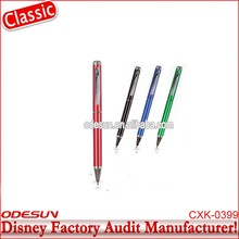 Disney Universal NBCU FAMA BSCI GSV Carrefour Factory Audit Manufacturer China Supplier Custom Logo Polar Bear Ball Pen