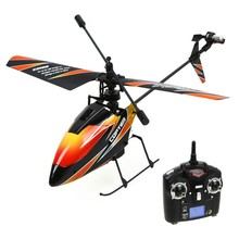 WLTOYS V911 2.4G 4CH single blade rc helicopter gears v911 helicopter For Xmas Gift