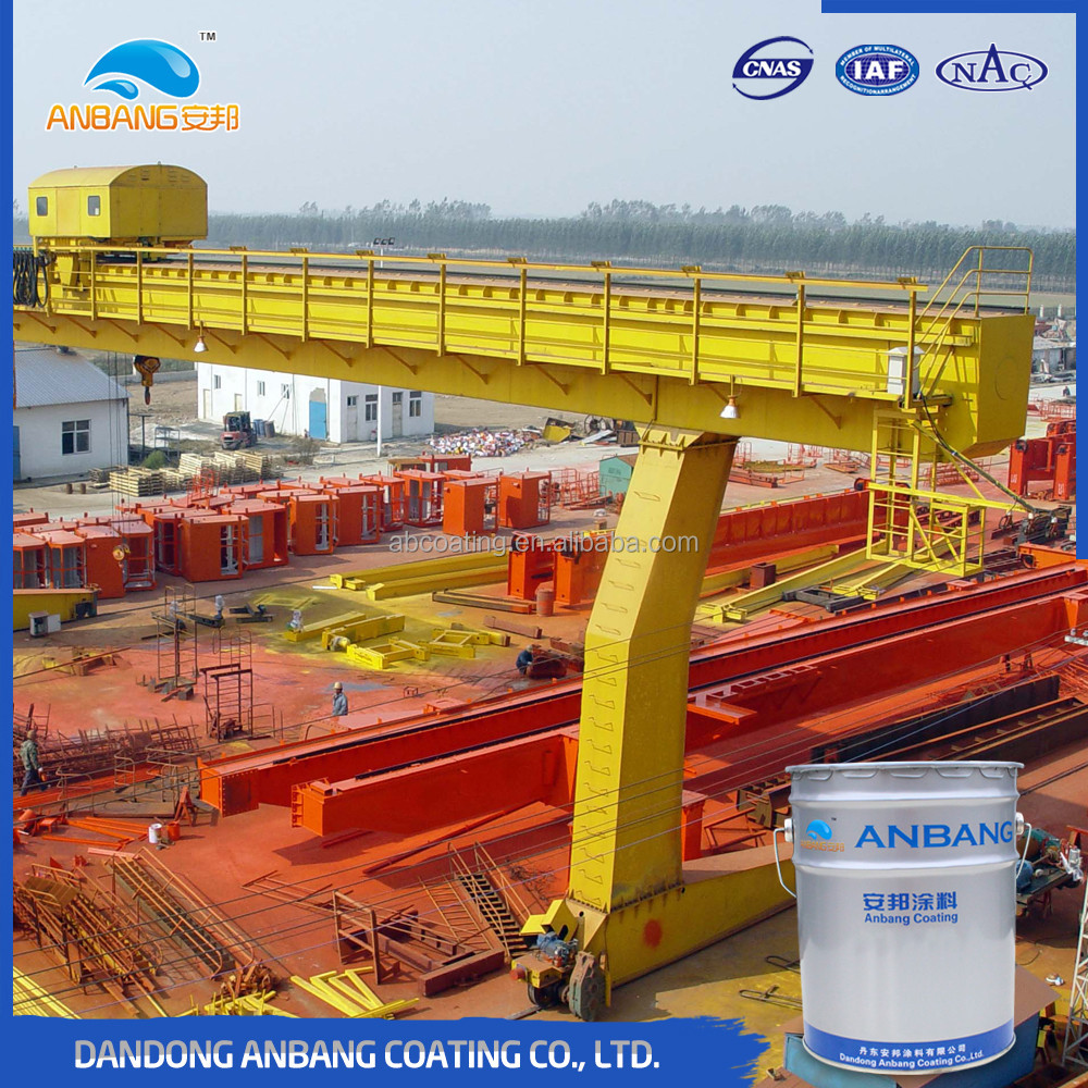 AB221 pipeline anticorrosive primer oil resistant polyurethane paint for metal