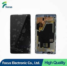 Mobile phone repair parts for nokia 1020 display and frame