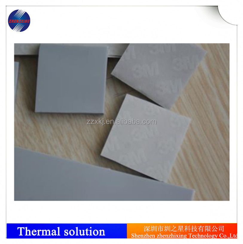 Shenzhen ZZX Silicone Thermal Interface Pad/Insulating Materials