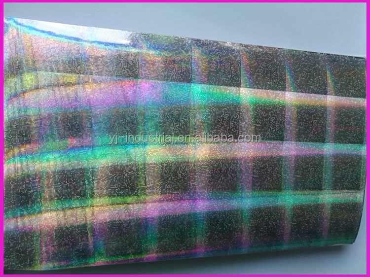 chinese film xxl bopp holographic lamination film
