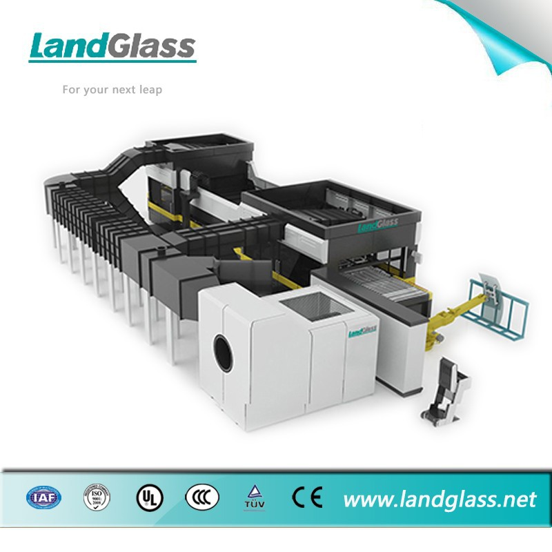 Curved Laminated Glass Tempering Furnace