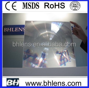 Large Fresnel lens BHPA220-2-5 overhead projector fresnel lens solar fresnel lens