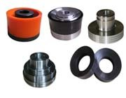 mud pump parts piston rubbers factory sales