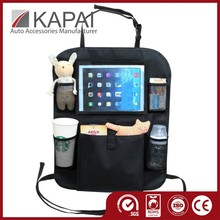 Ipad holder Car backseat organizer
