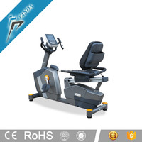 Recumbent Exercise Bike offered by Gym Equipment Manufacturer
