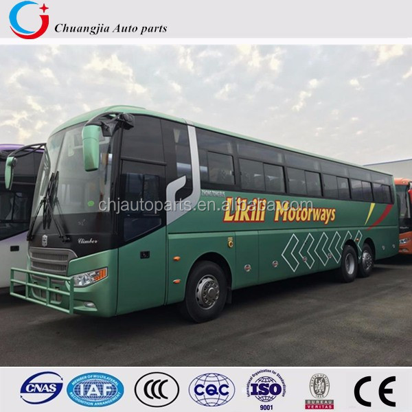 Zhongtong New Design Luxury Diesel Passenger Bus Sale