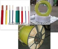 low voltage building wire electrical wire flat cable